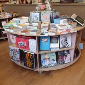 mobilier pour librairie
